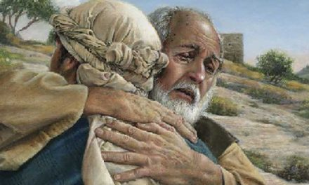 Israel, the Prodigal Son